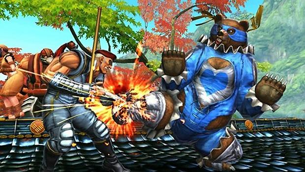 Street Fighter X Tekken (Foto: Joystiq)