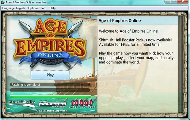 Como Jogar Age of Empires Online