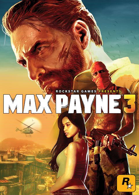Capa oficial de Max Payne 3 (Foto: Divulgação)
