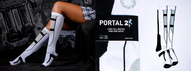 Meia unisex de Portal 2 (Foto: Divulgação)