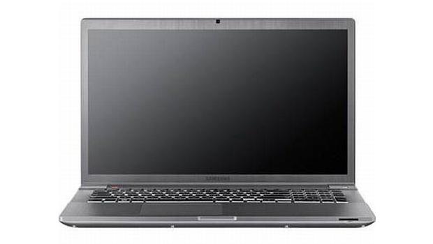 Novo notebook Samsung Serie 7 (Foto: Reprodução)