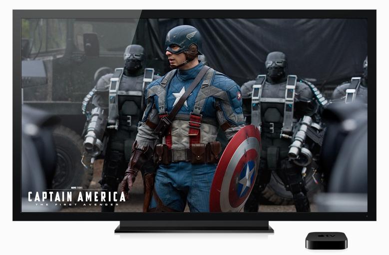 Apple TV HD, nova versão da Apple TV anunciada hoje em San Francisco  (Foto: Reprodução)