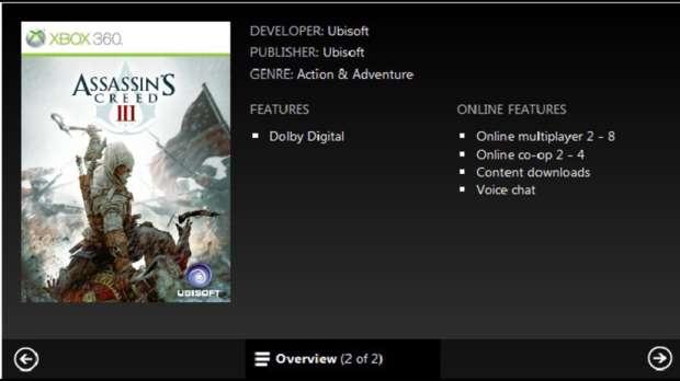 Assassin's Creed 3 (Foto: Reprodução/Xbox.com)