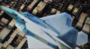Sky Gamblers, game de aviões da Namco (Foto: Reprodução/Engadget)