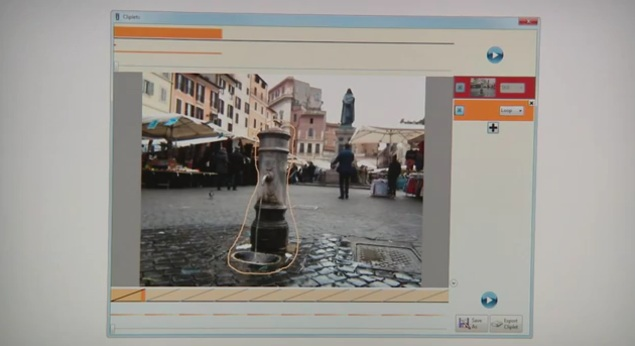 Aplicativo permite destar objetos de cena (Foto: Reprodução) (Foto: Aplicativo permite destar objetos de cena (Foto: Reprodução))
