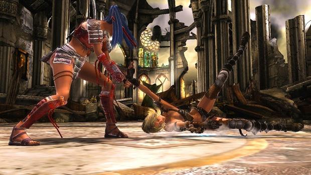 Girl Fight (Foto: Reprodução)