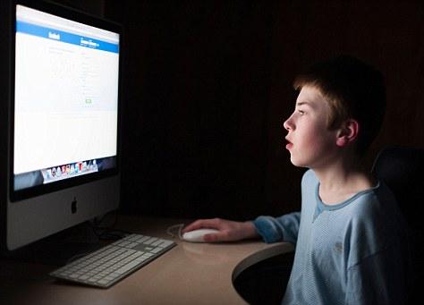 Crianças com menos de 13 anos usam Facebook  (Foto: Divulgação)