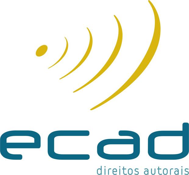 Sigla do ECAD (Foto: Divulgação)
