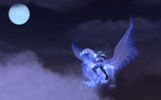 Grifo Espectral, de World of Warcraft (Foto: Divulgação)