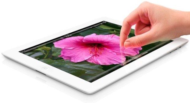 O Novo iPad é mais espesso e pesado (Foto: Divulgação)