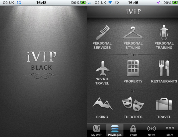 iVip (Foto: Reprodução)