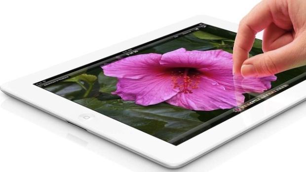 Novo iPad já está esgotado nos Estados Unidos e Canadá (Foto: Divulgação)