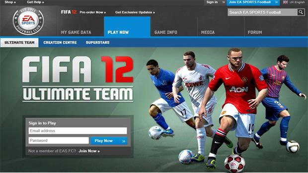 Electronic Arts melhora segurança de FIFA 12 após hackeamentos na Xbox LIVE (Foto: Divulgação)