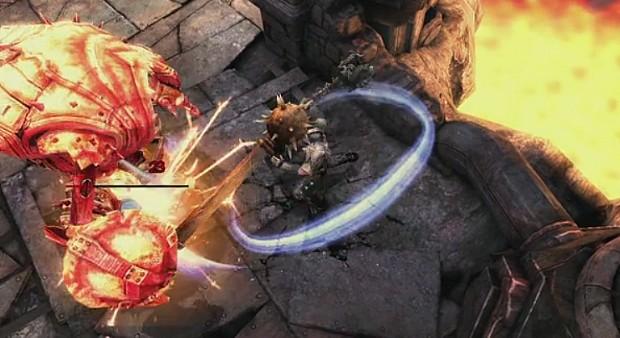 Infintiy Blade: Dungeons tem estilo de jogo de Diablo (Foto: Reprodução)