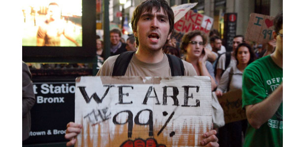 Occupy Wall Street (Foto: Reprodução)