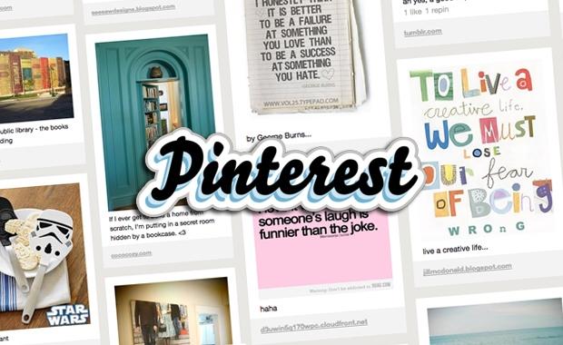 O Pinterest cresceu 2702,2% em relação a maio do ano passado  (Foto: Divulgação)
