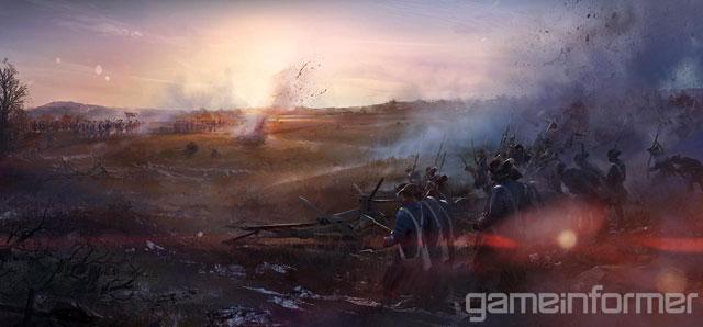 Connor terá de se esforçar para sobreviver a grandes batalhas (Imagem: Divulgação)