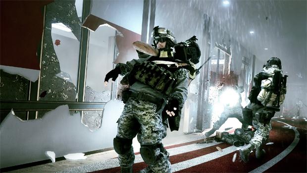 Close Quarters em Battlefield 3 (Foto: Divulgação)