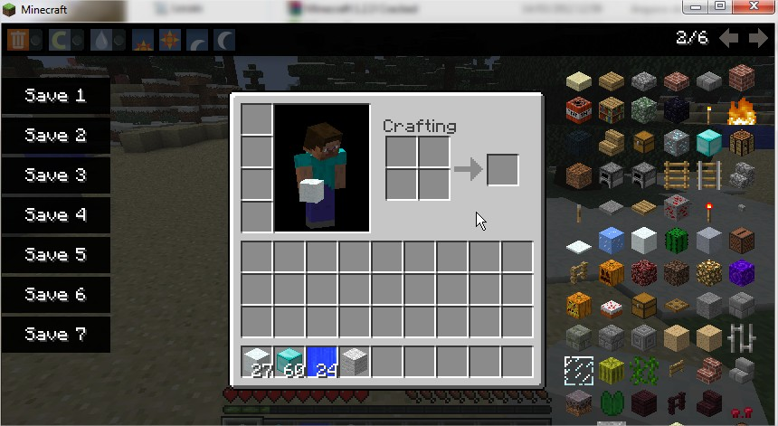Como Instalar Too Many Items no Minecraft