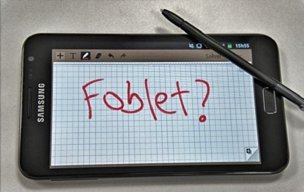 Samsung Galaxy Note (Foto: Reprodução)