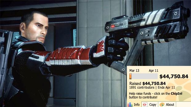 Fãs doam quase US$ 45 mil para mudar final de Mass Effect 3 (Foto: Divulgação)