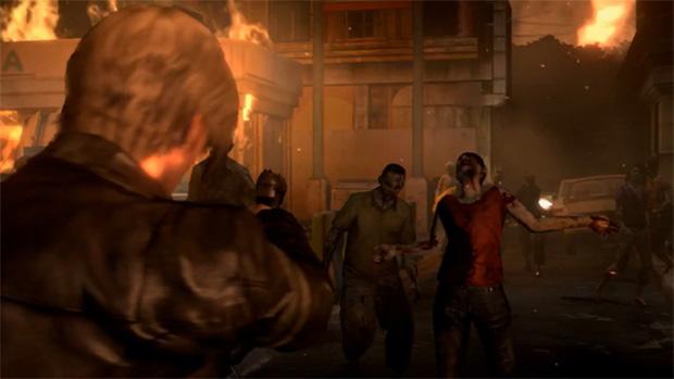 Resident Evil 6 (Foto: GameInformer)