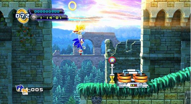Sonic The Hedgehog 4: Episode 2 (Foto: Divulgação)