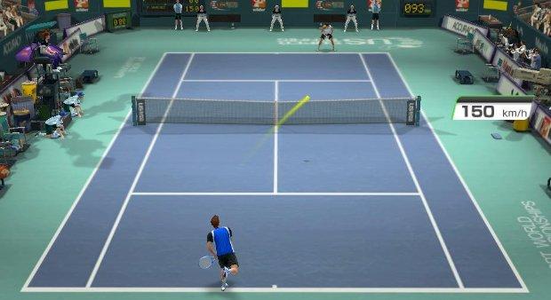 Virtua Tennis Challenge (Foto: Divulgação)
