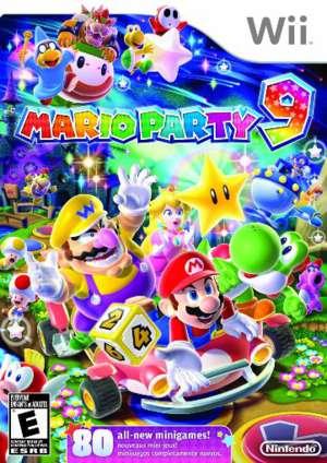 Mario Party 9 (Foto: Divulgação) (Foto: Mario Party 9 (Foto: Divulgação))