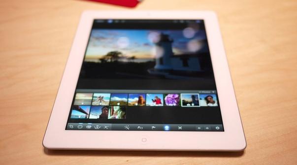 Novo iPad (Foto: Reprodução/The Verge)
