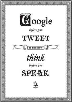 Cartaz Google (Foto: Reprodução)