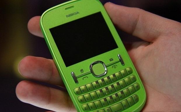 Modelos de entrada, como o Nokia Asha 201, são perfeitos para o acesso à internet pré-paga (Foto: Divulgação)