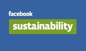 Sustentabilidade é uma preocupação do Facebook (Foto: Reprodução) (Foto: Sustentabilidade é uma preocupação do Facebook (Foto: Reprodução))