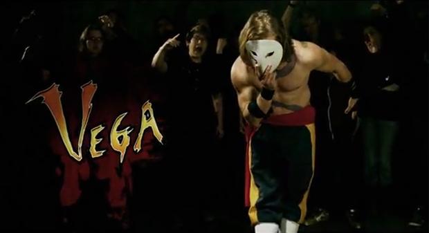 Vega entra no combato (Foto: Reprodução)