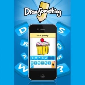 Draw Something é a nova mania entre usuários do iPhone (Foto: Divulgação) (Foto: Draw Something é a nova mania entre usuários do iPhone (Foto: Divulgação))