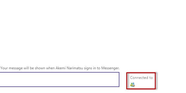 Selecione o ícone do MSN no canto inferior direito da tela (Foto: Reprodução/Júlio Monteiro)