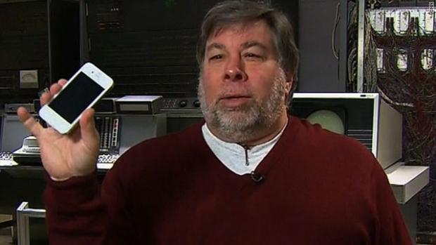 """Steve Wozniak: """"executivos da Apple deveriam ser obrigado a usar o Android"""" (Foto: Reprodução) (Foto: Steve Wozniak: """"executivos da Apple deveriam ser obrigado a usar o Android"""" (Foto: Reprodução))"""