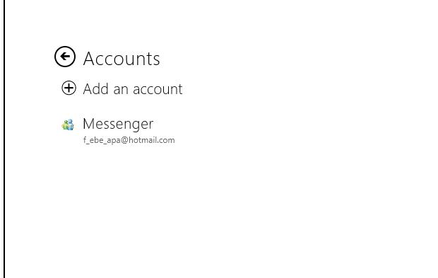 Uma aba surgirá ao lado direito, selecione a opção Add an account (Foto: Reprodução/Julio Monteiro)