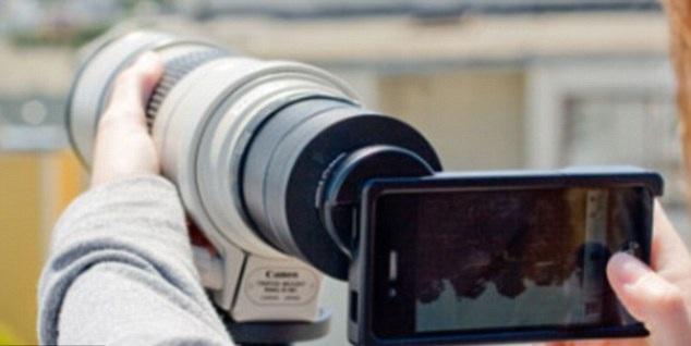 iPhone profissional (Foto: Divulgação)
