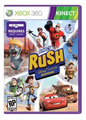 Kinect Rush: Uma aventura da Disney-Pixar (Foto: Divulgação)