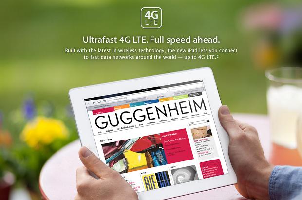 Novo iPad e Redes 4G. Armadilha? (Foto: Reprodução)
