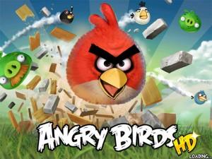 Angry Birds chegou primeiro no iTunes, mas logo depois foi para o Android (Foto: Reprodução)