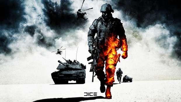 Propaganda do Exército tem imagem de Battlefield: Bad Company 2 Battlefieldbadcompany2_art-01_620x349