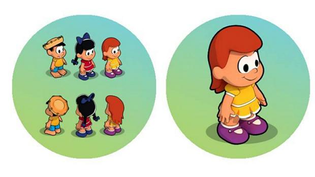 Jogador poderá criar seu próprio personagem (Imagem: Divulgação)
