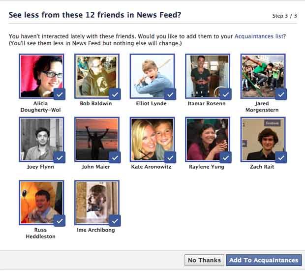 """Facebook irá sugerir usuários que você deve """"ignorar"""" (Foto: Reprodução) (Foto: Facebook irá sugerir usuários que você deve """"ignorar"""" (Foto: Reprodução))"""
