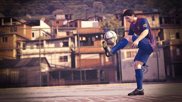 FIFA Street (Foto: Divulgação)