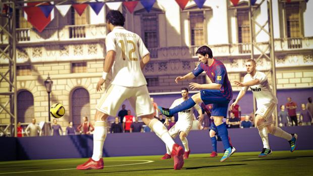FIFA Street (Foto: Divulgação) (Foto: FIFA Street (Foto: Divulgação))