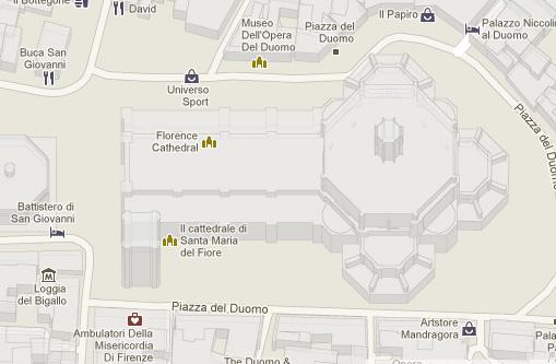 Google Maps ganha estruturas 3D mais realistas (Foto: Divulgação/The Verge)