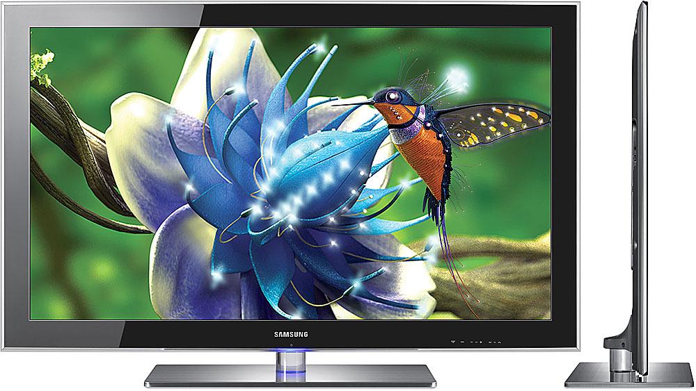 Tv LED Samsung (Divulgação) (Foto: Tv LED Samsung (Divulgação))