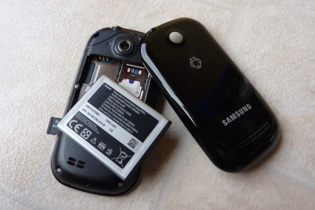 Galaxy 5 (Foto: Reprodução/CulturaMix)